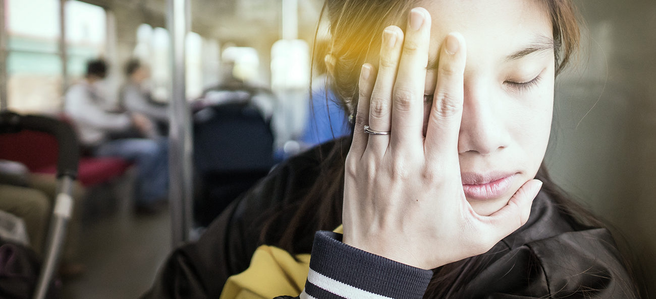 The See-Sick Syndrome…when visual dysfunction causes motion sickness -  VisionHelp