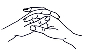 finger clasp